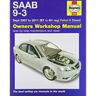 Saab 9-3 Petrol & Diesel Service and Repair Manual: 07-11 by M. R. Storey (Hardback, 2013)