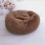 Lit-pour-chien-chat-en-peluche-doux-Tapis-Panier-Corbeille-Couchage-Panier-Lit miniature 19