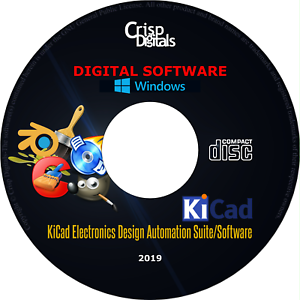 Details about NEW KiCAD Electronics Design Automation Suite (EDA )CD-ROM  Windows & Mac OS X