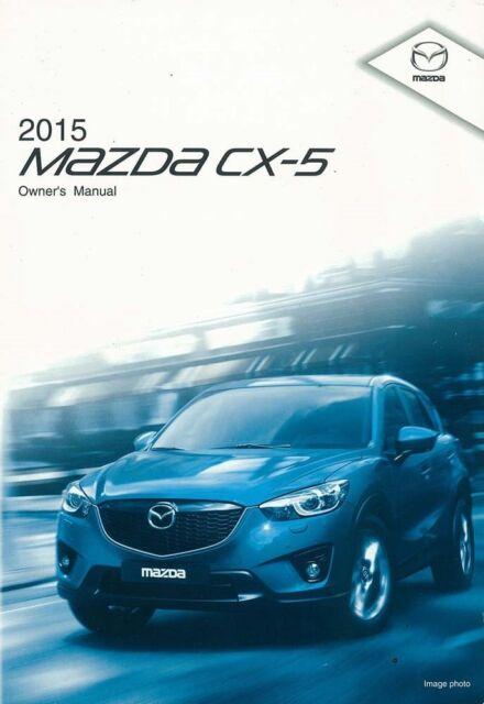 2016 mazda cx-5 owners manual pdf