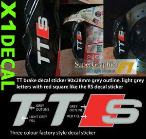 Édition Limitée Audi Sport SQ5 Q5 Avant Étrier de frein OEM Stickers Decals