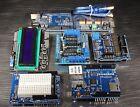 UNO R3 Shield Starter Kit for Arduino Beginner STEM LCD Servo Motor US Seller