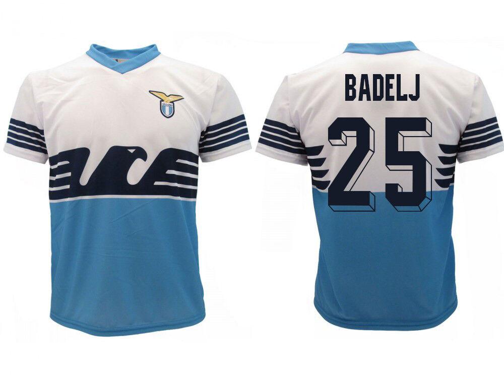 bdb8ac4764dab Lazio Badej Prodotto Ufficiale SS Home aquila Milan 25 2019 Maglia ...