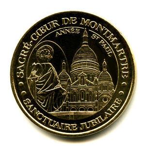 75018-Montmartre-Sanctuaire-jubilaire-Annee-Saint-Paul-2008-Monnaie-de-Paris
