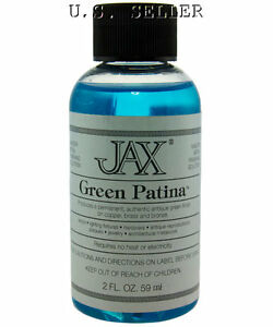 Green-Patina-For-Copper-Brass-And-Bronze-2-oz-Bottle-By-Jax