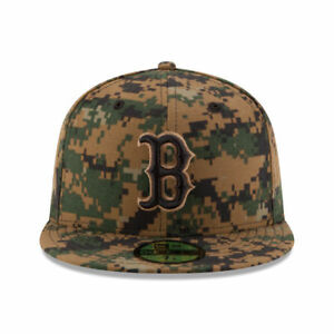 new concept 82d83 864f3 Image is loading BOSTON-RED-SOX-NEW-ERA-DIGITAL-CAMO-2016-