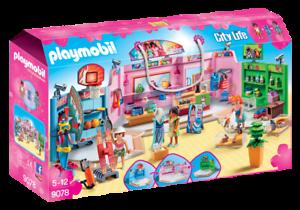 Playmobil 9078 - Centre Commercial Nouveau !!