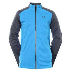 Modestil große Auswahl Gutscheincode Details zu Under Armour Herren Ua Golf Storm Regenjacke Neu 1281281 GRÖSSE S