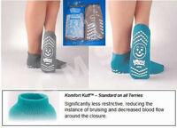 Pillow Paws Terries Single Tread Adult Yoga Hospital Home Slipper Socks 4-pair