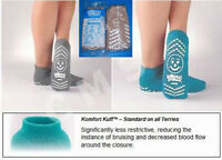 Pillow Paws Terries Single Tread Adult Yoga Hospital Home Slipper Socks 4-pair