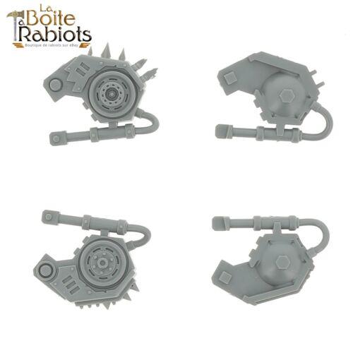 Warhammer 40000 Ork Boit/'kitu Vente au détails Rabiots bitz sprue