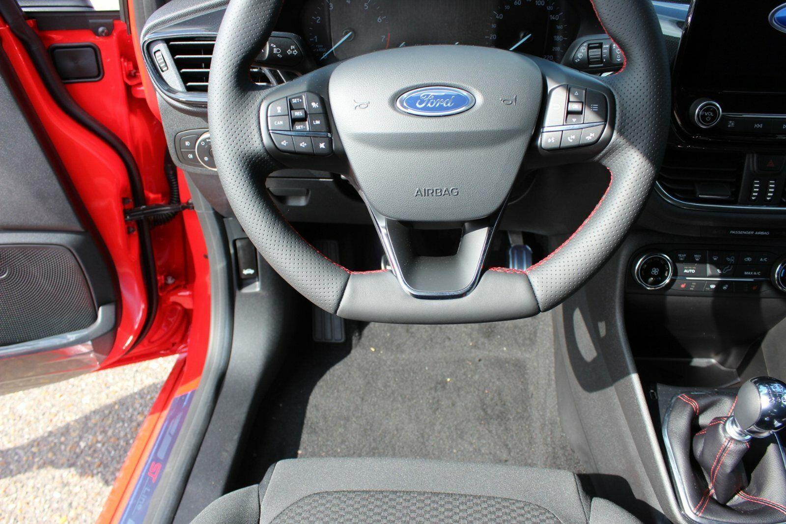Ford Fiesta 1,0 SCTi 140 ST-Line - billede 9