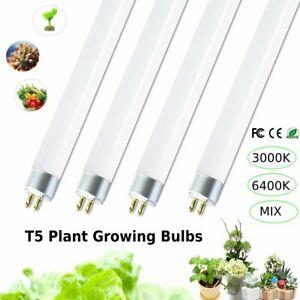 T5 4 Ft Tube Light Plant Grow Light Bulb Lamp Lighting Grow Bloom