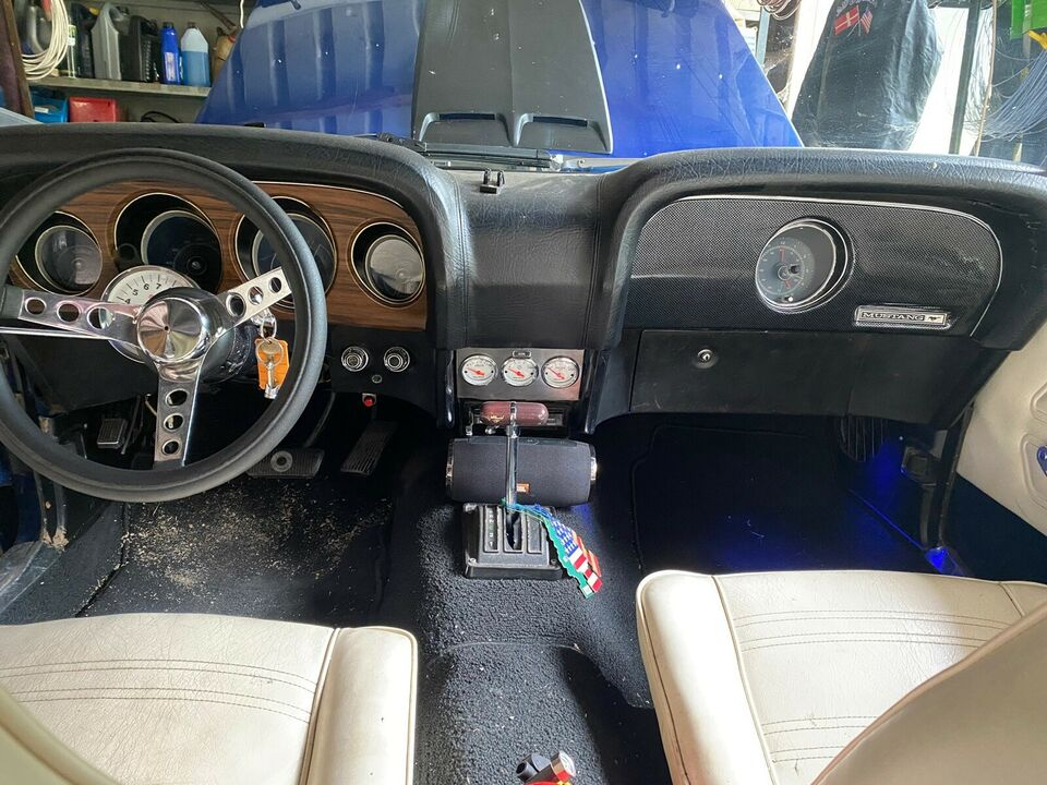Ford Mustang, 4,9 V8 302cui. Coupé, Benzin
