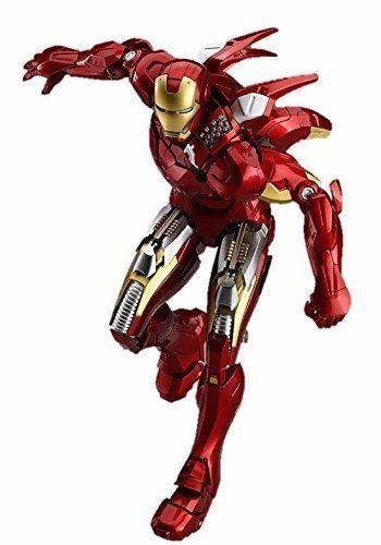 Figma EX-018 The Avengers Iron uomo Mark VII   Full Spec ver. Good Smile azienda  acquisti online