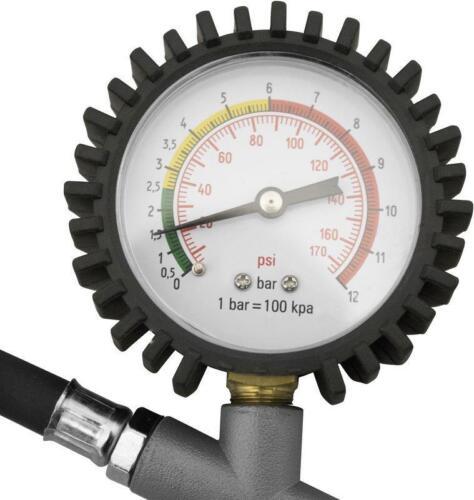 Güde pneus Remplisseur 10//1m pression grenaille pression atmosphérique auditeur à 12 bar