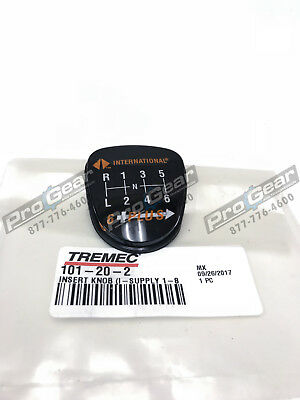 6 Plus 1 Transmission Shift Medallion International TTC Spicer 7 Speed 101 20 2 EBay