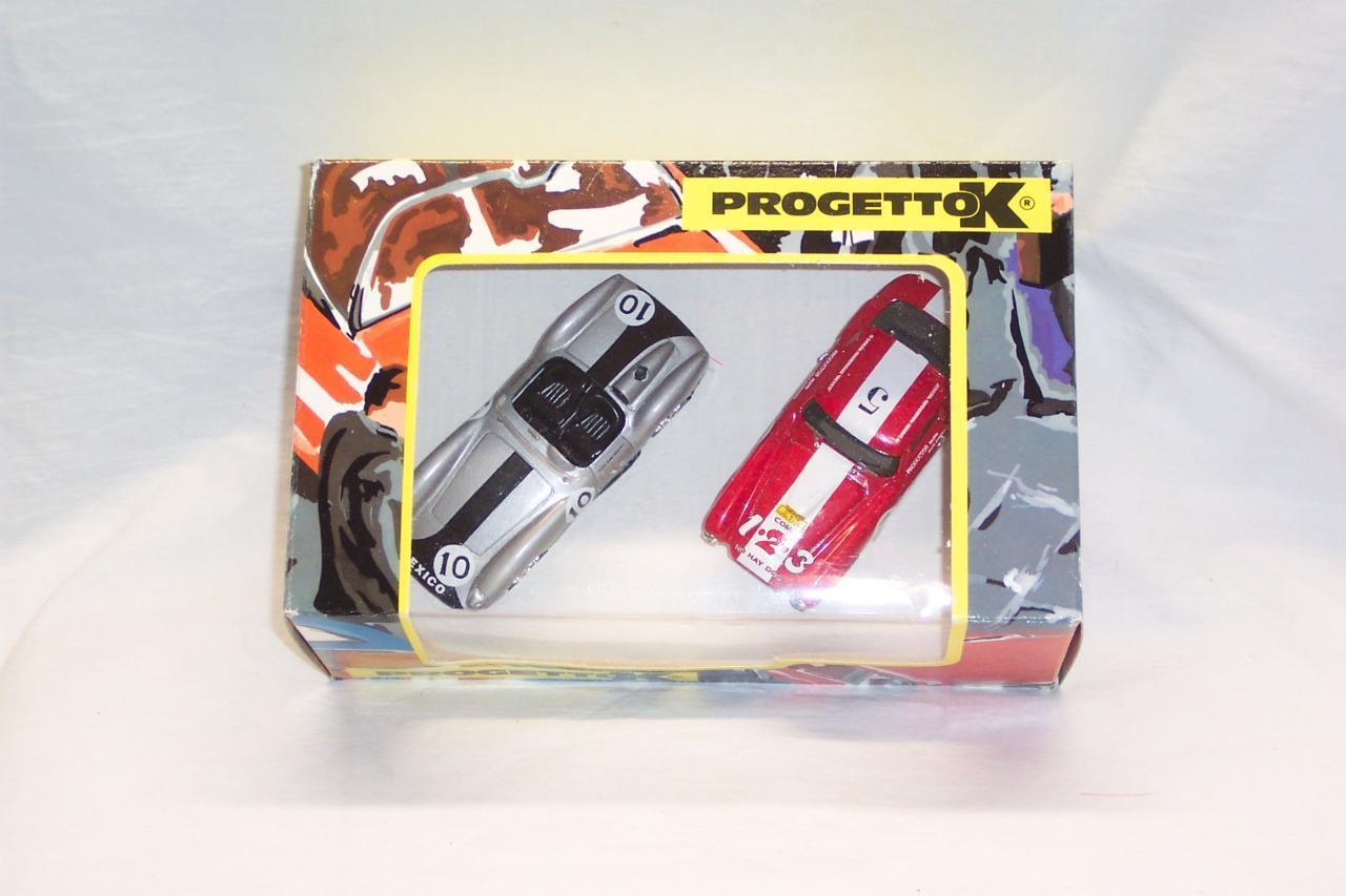 Progetto K Limited Edition N2393 FERRARI Cars Made in  1 43 Scale (E9)