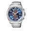 Orologio-da-Uomo-CITIZEN-Cronografo-Eco-Drive-con-Cinturino-in-Acciaio-Sportivo miniatura 1