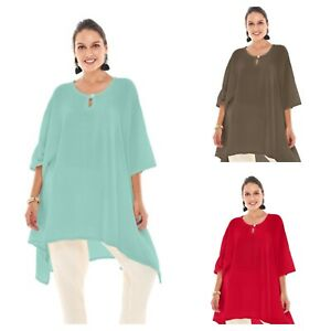 Faith in Sizes 2 /& 3  100/% Cotton NEW Oh My Gauze Multiple Colors