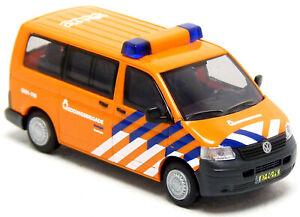 Rietze-51936-VW-Volkswagen-T5-Bus-Reddingsbrigade-Groningen-Niederlande-1-87-H0