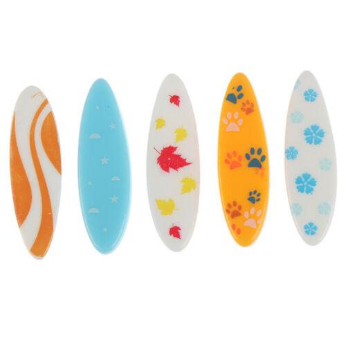 5X Cartoon Surf Board Sea Model Toy Ornament Garden Doll Cake Decoration DIYDIU