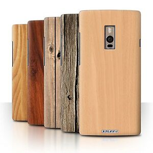 san francisco f22a8 cab1b Details about STUFF4 Phone Case/Back Cover for OnePlus 2/Two /Wood Grain  Effect/Pattern