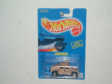 HOT WHEEL `92 BLUE CARD *HUMMER* #188 MOC