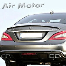 Unpainted Mercedes Benz CLS W218 A Type Spoiler Trunk Rear Wing CLS350 CLS550