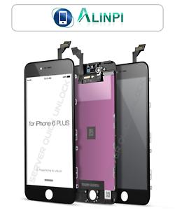 Pantalla-Completa-para-iPhone-6-Plus-5-5-034-Negra-LCD-Tactil-Negro