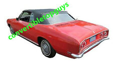 CHEVROLET CORVAIR CONVERTIBLE TOP DO-IT-YOURSELF PACKAGE 1965-1969