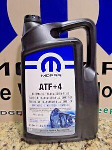 factory mopar automatic transmission fluid atf 4 liter 1 3. Black Bedroom Furniture Sets. Home Design Ideas