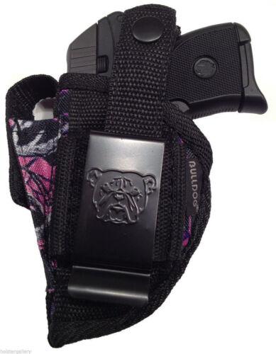 Cobra CA32,CA380 Muddy Girl Gun holster With Magazine Pouch