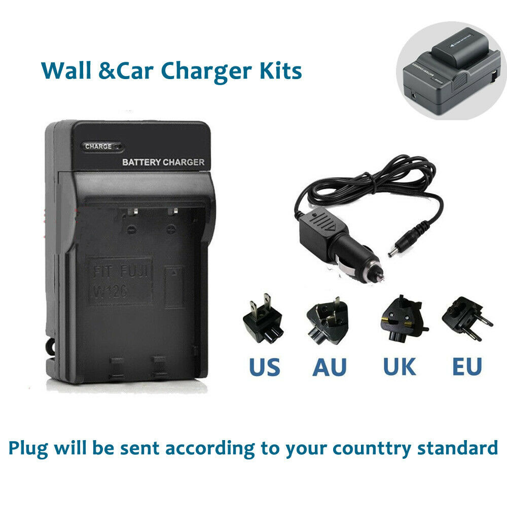 Battery Charger for SONY Handycam DCR-DVD106E DCR-DVD404 DCR-HC51E DCR-HC53E Cam