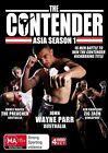 The Contender (Asia) : Season 1 (DVD, 2010, 4-Disc Set)