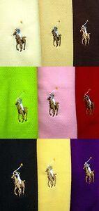 RL-Mens-Multi-Colour-Pony-Classic-Fit-Polo-T