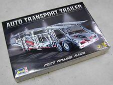 Revell 1:25 Auto Transport Trailer Plastic Model Kit RMX851509 851509