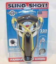 Trumark Folding Slingshot Wrist Rocket FS-1 Hunting Free Shipping