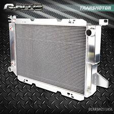GPLUS Aluminum Racing Radiator For 85-96 FORD F-150/F-250/F SUPER DUTY V8