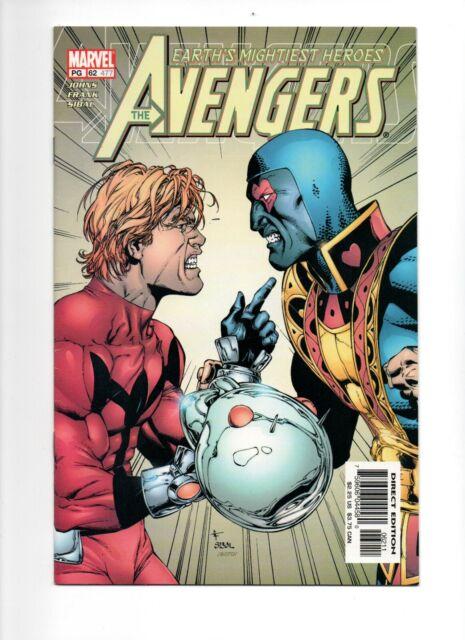 Avengers # 62 ~Ant-man, Scott Lang join Avengers~  Marvel 2009