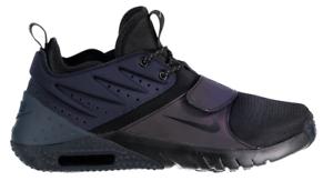 Nike Air Max Cross Trainer 1 Amp shoes Black Obsidian bluee AV2602-001 Mens 9- 11