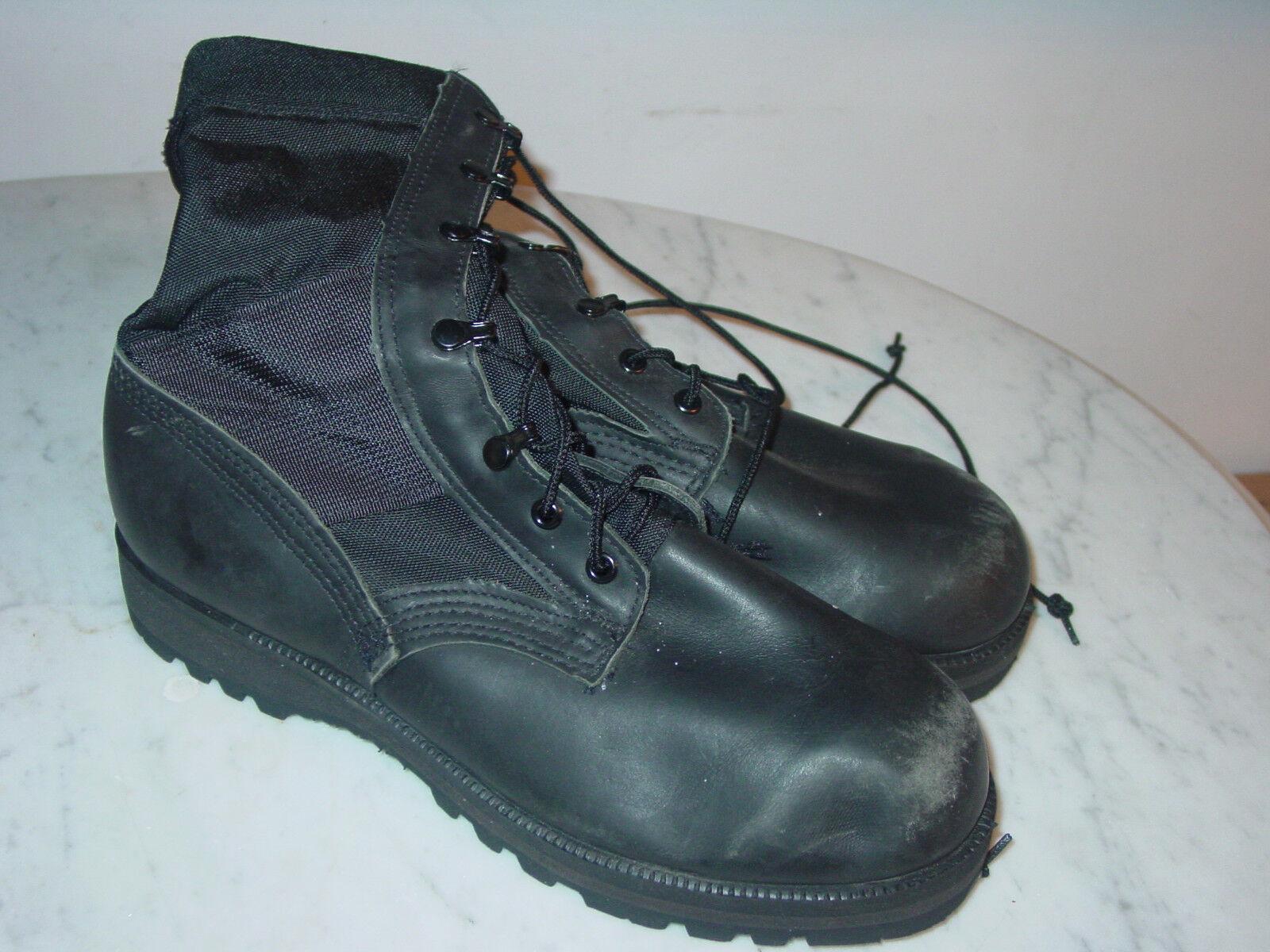2003 para hombre  Spike projoectora  US Army infantería Jungla De Combate botas de ancho