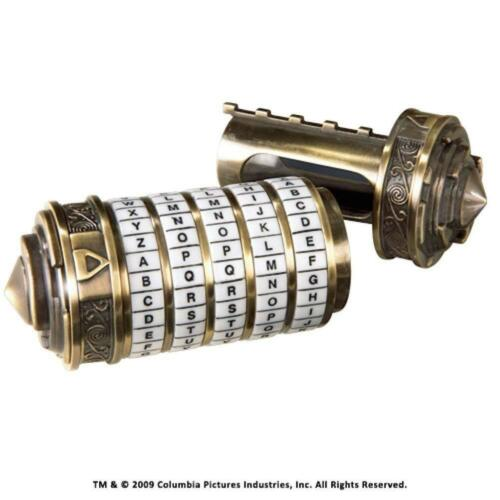 Il CODICE DA VINCI MINI Cryptex PROP REPLICA-Noble Collection NN5335