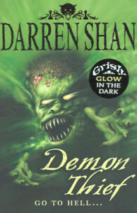 The-Demonata-Demon-thief-by-Darren-Shan-Paperback-FREE-Shipping-Save-s