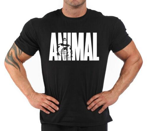 "T-Shirt Bodybuilding Fitness Palestra /""Animal 4/"""