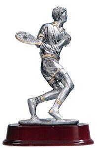 """Geschenk/Ehrung """"Tennisspieler"""" massiv (Q175) Höhe=22cm mit Gravur 21,95 EUR"""