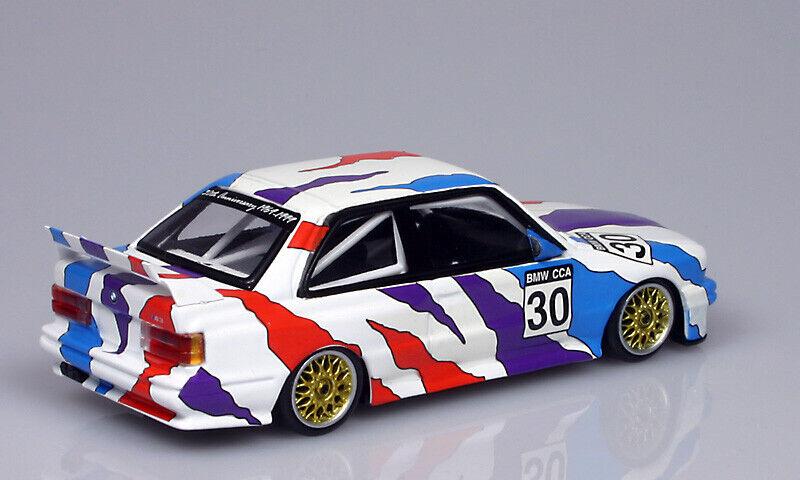 ACHTUNG SONDERPREIS 24H BMW E30 M3 30TH ANNIVERSARY MINT in 1 43 ANFERTIGUNG