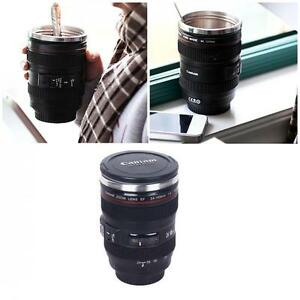 Camera-Lens-Stainless-Steel-Cup-24-105-Coffee-Tea-Travel-Mug-Thermos-amp-Lens-Lid