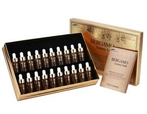 Bergamo-Luxury-Gold-Collagen-amp-Caviar-Wrinkle-Care-Intense-Ampoule-Set-13ml-20ea