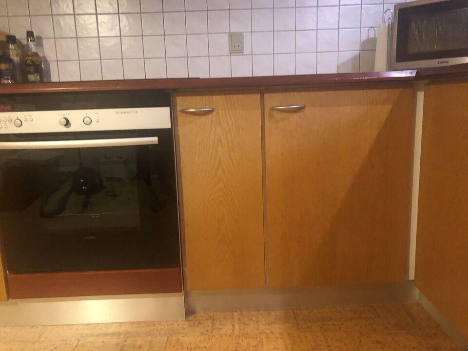Køkken, komplet
